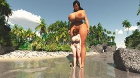giantess matryoshka